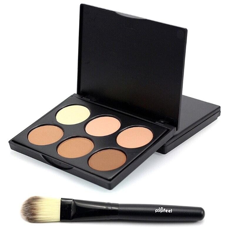 Makeup Brushes Powder Concealer Powder Blush Liquid Foundation Face Make Up Brush Tools Professional Beauty Cosmetics