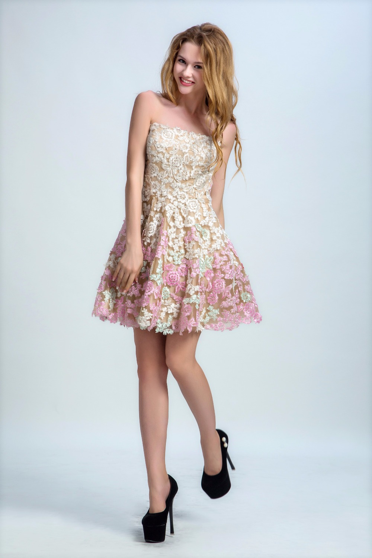 Online Get Cheap Plus Size Long Sleeve Lace Sequin Prom Dress ...