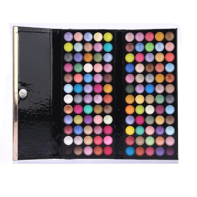 Roof Cosmetic Eyeshadow Palette Makeup Shadow Pallete Kit Powder Pigment Para Core Blush Bronzer Pallette Magnetic Box