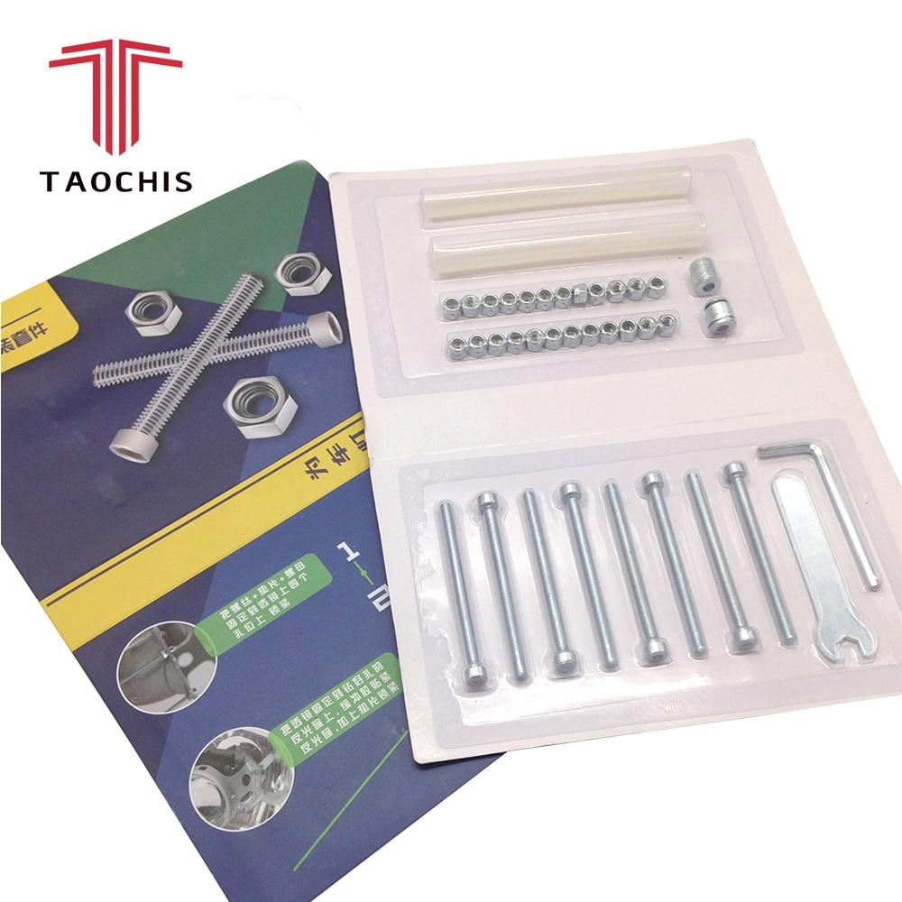 TAOCHIS Screw Nut Suit Kits Buffer Tube for Kotio Q5 HELLA 3R G5 Bosch Projector Lens Headlamp Auto Retrofit DIY Repair kit
