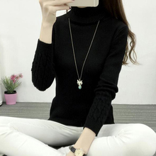Thick Warm Turtleneck Sweater 6 Colors