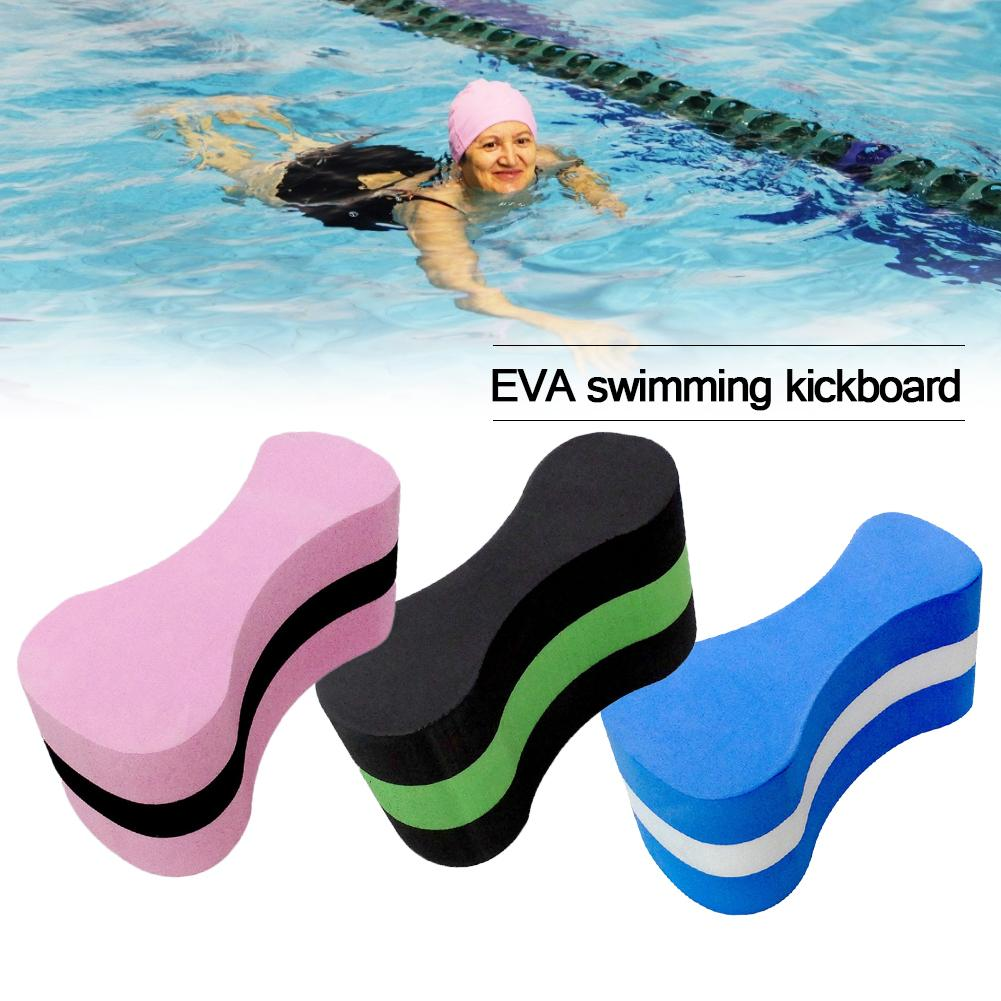 EVA Kickboard Swimming Correction Training Large Small Head Pull Buoy Suitable For Swimming Beginners Environmentally Friendly