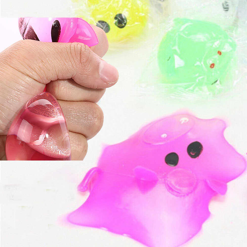 Dropshipping Antistress Decompression Splat Ball Vent Toy Smash Various Styles Pig Toys Slime Gadget Funny Toys Gifts Wholesale