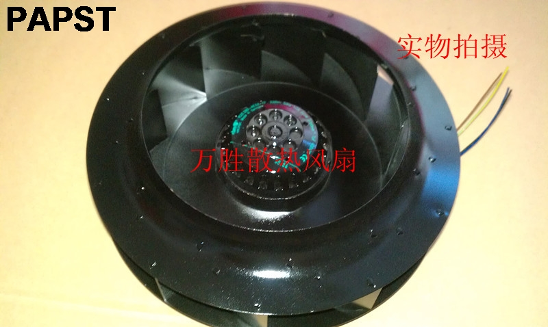 Original PAPST R2E280-AE52-17 230V 50HZ 1.0A 225W turbo centrifugal cooling fan free shipping via dhl brand new original ebm papst r2e280 ae52 17 230v 50hz 1 0a 225w turbo centrifugal cooling fan