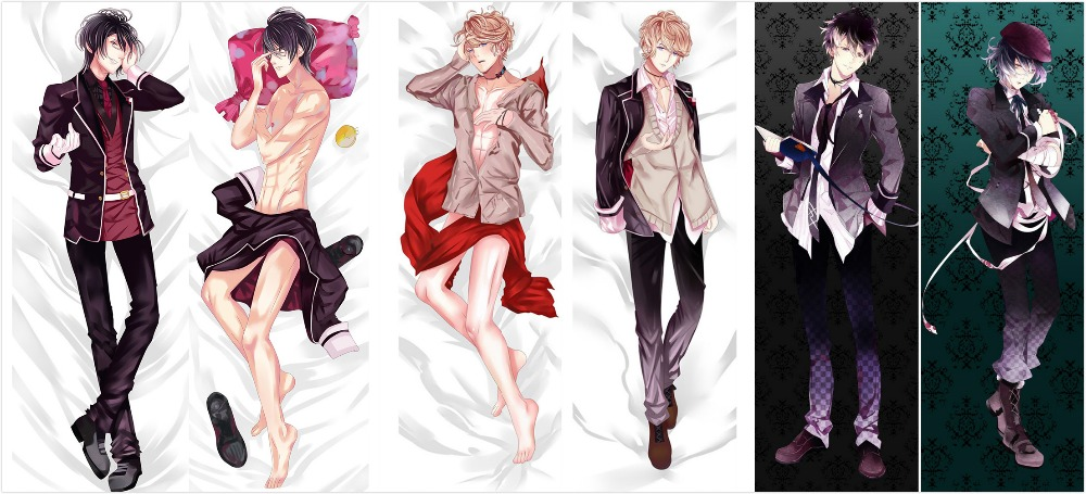 Diabolik Lovers Anime Cover Online Buy Wholesale From China