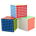 Educational Toys Classic Puzzle Magic Cube Square Speed Brinquedo Menino Plastic Polymorph Cubo Labirinto Children Games 50D0459