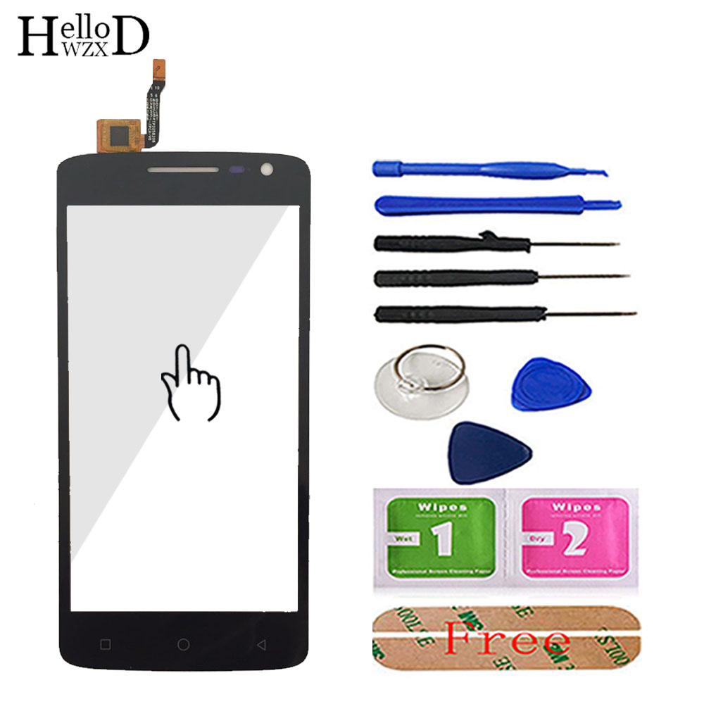 Touch Screen Sensor For DEXP Ixion EL250 Touch Screen Panel Digitizer Panel Touchscreen Front Glass 5.0'' Mobile Tools