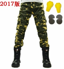 2016 Direct Selling Motorcycle Riding Pants VOLERO Motorpool Camo Ubs07 Jeans Camouflage Leisure Riding A Motorcycle Pants