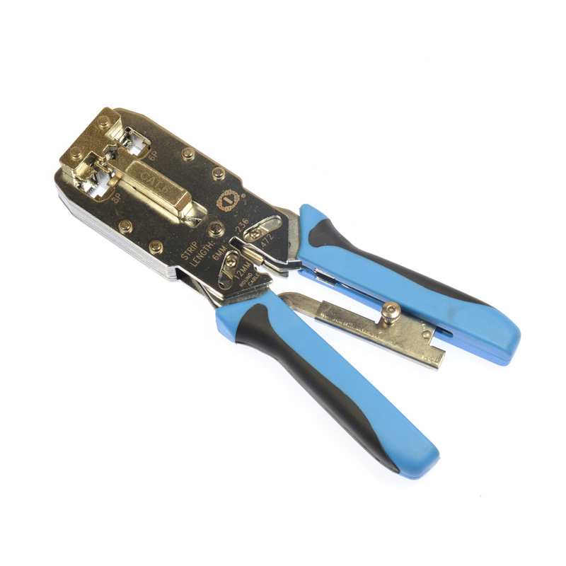 RJ45 RJ11 Modular Crimping Tool RJ45 Cat 6 Wire Crimpers RJ45 Cat 5 Crimping Pliers pz0 5 16 0 5 16mm2 crimping tool bootlace ferrule crimper and 1k 12 awg en4012 bare bootlace wire ferrules