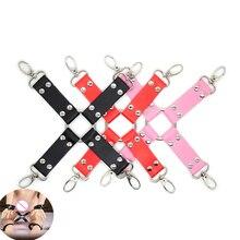 Bdsm Bondage Rope Plush Erotic Sex Toys For Woman Men Adult Hot Cross Accessories Fetish Wholesale