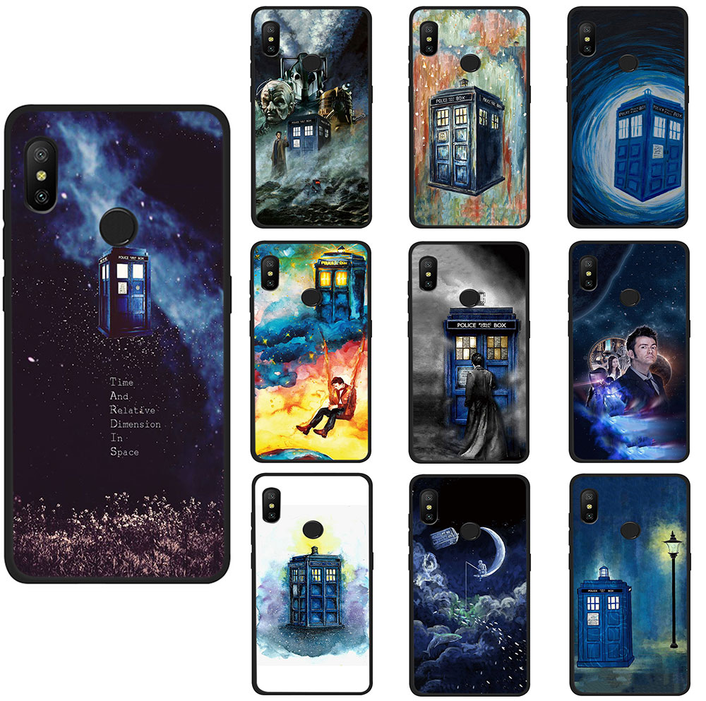 Phone Bags & Cases Spirited Dr Doctor Who Police Call Box Tpu Phone Case For Xiaomi Mi 6 8 A2 Lite A1/5x A2/6x F1 Redmi Note 4 5 6a X Plus Pro Fancy Colours