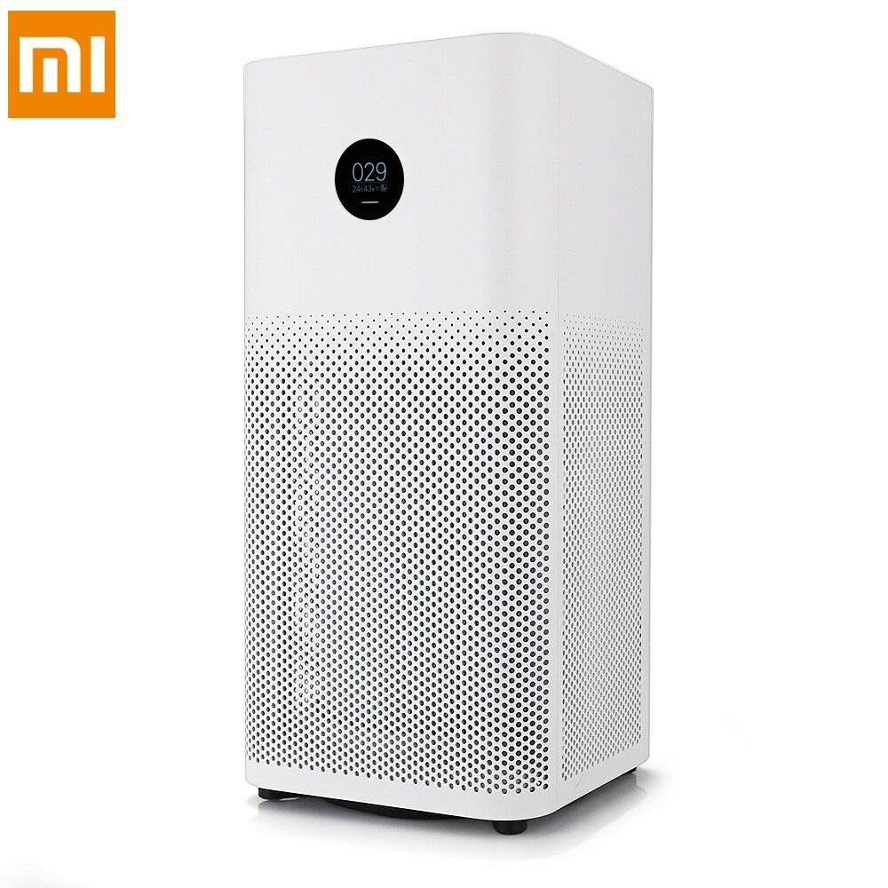 Maintenant Xiao mi mi Air Purificateur 2 s stérilisateur plus de Formaldéhyde nettoyage Intelligente Ménage Hepa Filtre Intelligent APP WIFI RC