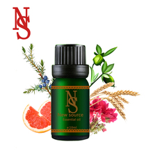 100% Pure natural Purify the detoxification compound essential oil Help digestion lower blood pressure