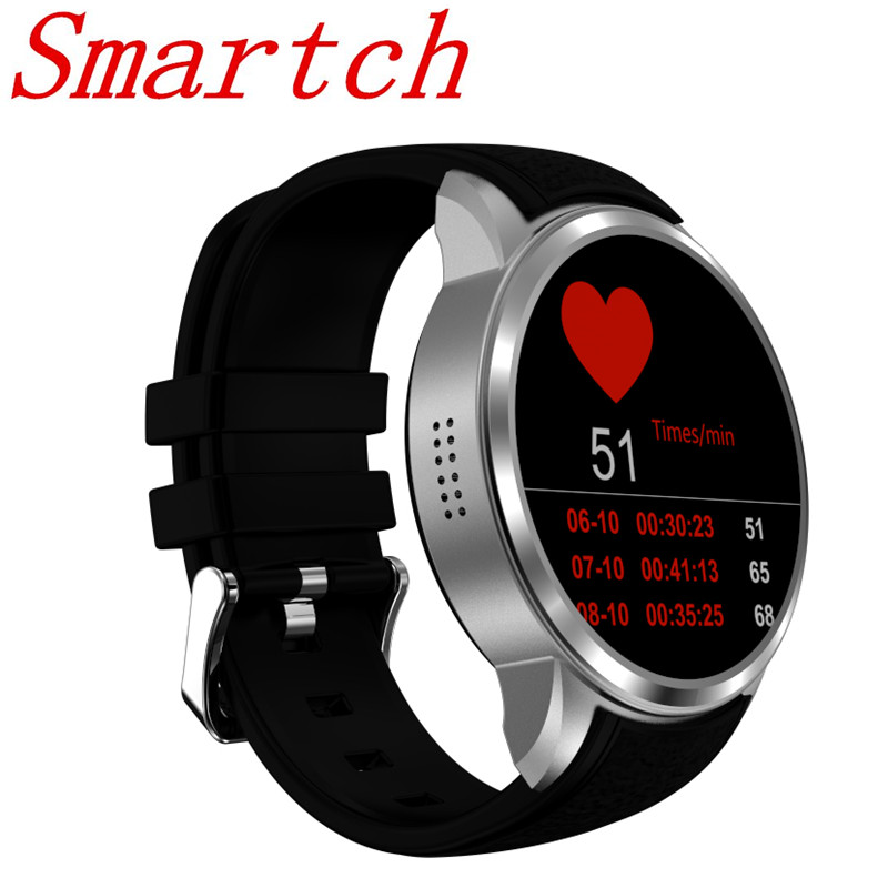 Smartch Hot X200 16GB Waterproof Smart Watches Phone Android 5.1 Bluetooth Smartwatch Phone 3G WCDMA GPS Wifi Google Play Store