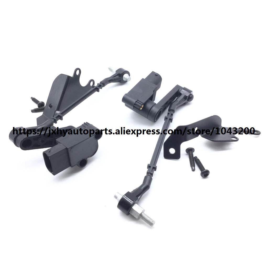 Front Passenger Side Air Suspension Ride Height Level Sensor For Range Rover