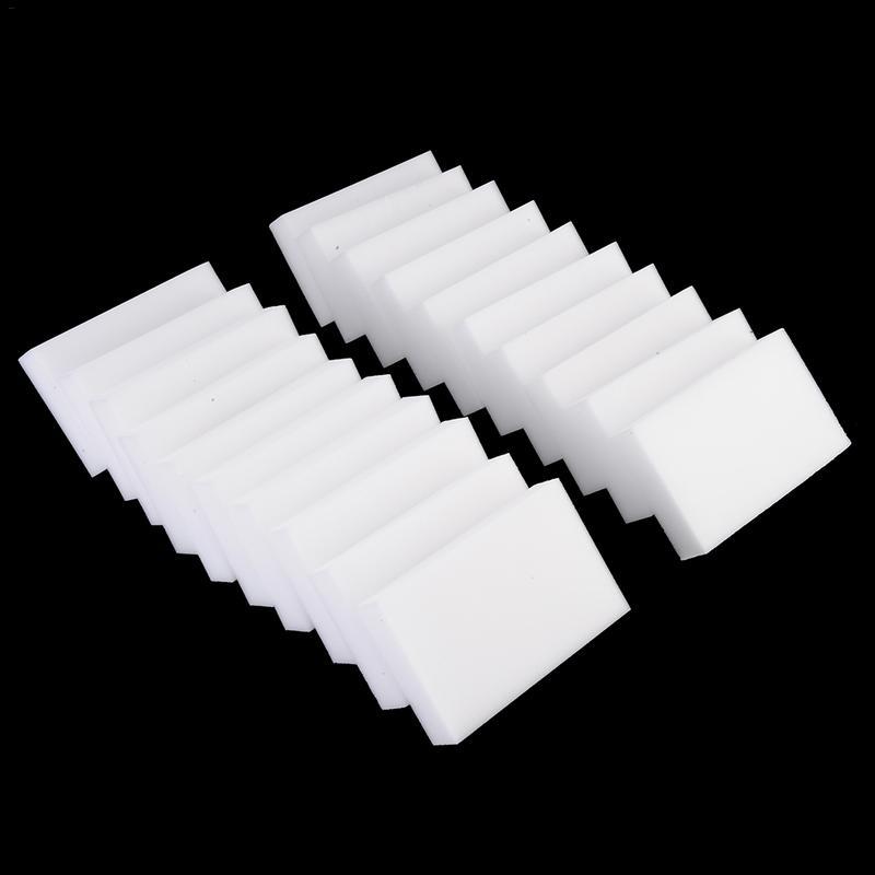 20 штук 100*58*20 мм белого меламина губка волшебная губка Ластик для кухня офис ванная чистый аксессуар/блюдо очистка Nano 40