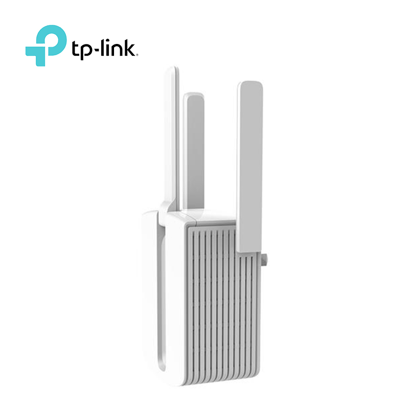 Tp-Link Wifi Repeater Extender Signal-Amplifier 450mbps Three-Antennas Wireless-Range