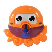 Premium New Octopus Bubble Maker Machine Upgraded Version 42 Songs Crab Baby Bath Toy Gifts