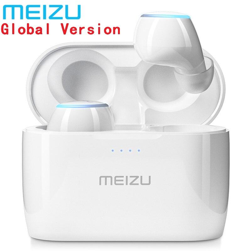 MEIZU POP 2 POP2 True TW50S sans fil Bluetooth 5.0 écouteurs Mini Sport dans l'oreille écouteurs IP5X casque étanche avec étui de charge