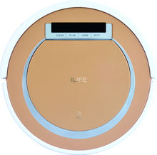 Робот Пылесос ILIFE X5 (С дополнительными запасных пакет) Подметальные Машины вакуумные пол пылесос Влажной и Сухой Чистой, Self Зарядки