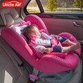 Asiento de seguridad para niños 0-4 años de edad del bebé 3c coche asiento infantil isofix