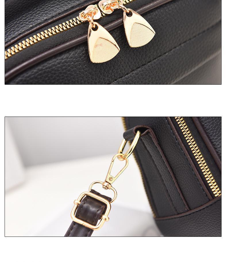 Bags Handbags Women Famous Brands Bolsa Feminina Bag Luxury Designer Leather Bolsas Crossbody For 2019 Tote Shoulder bags 18