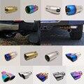 Для TOYOTA Tundra 2009 2010 2011 2012 2013 2014-2018 крышка на выходе автомобиля глушитель внешняя Торцевая труба посвящает выхлопной наконечник хвоста 1 шт.
