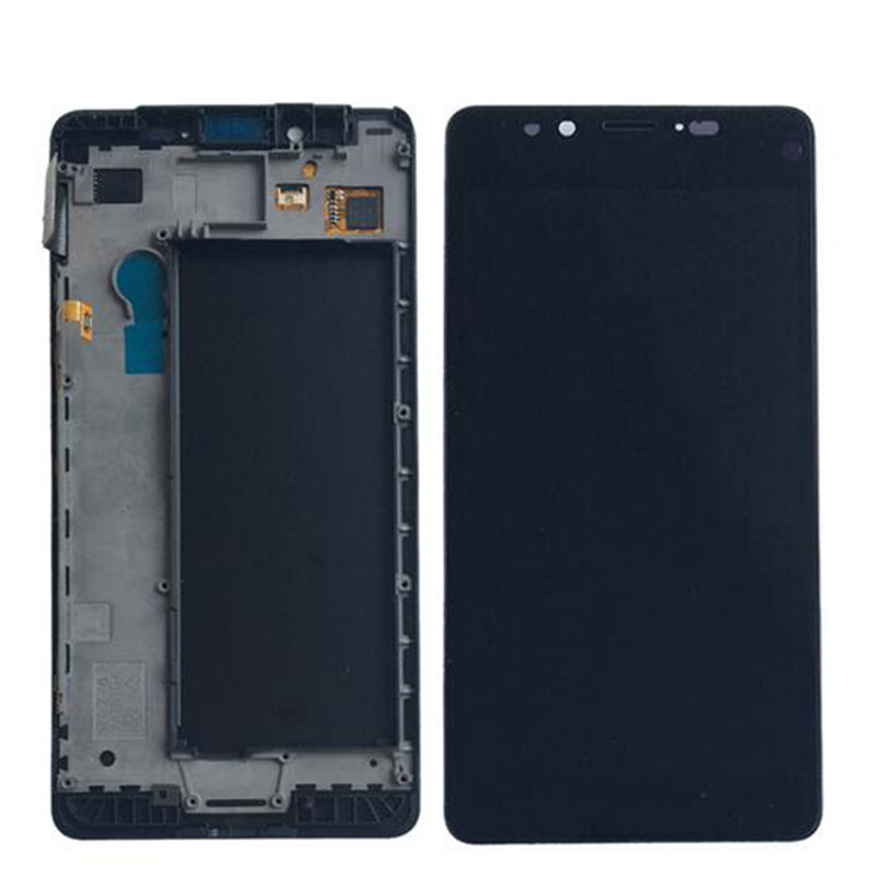 LCD For Nokia Lumia 950 LCD Display with Touch Screen Digitizer Assembly Replacement Parts with frameLCD For Nokia Lumia 950 LCD Display with Touch Screen Digitizer Assembly Replacement Parts with frame