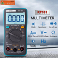 Kuaiqu 101 Professional Digital Multimeter 6000 Counts Backlight AC/DC Ammeter Voltmeter T-RMS Resistance Current Portable meter