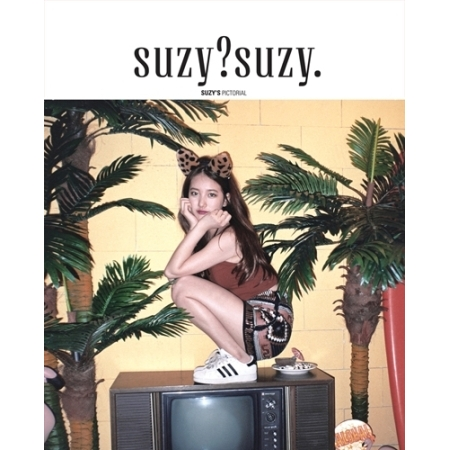 SUZY?SUZY. - MISS A SUZY FIRST PHOTOBOOK COVER A VERSION Release date 2015-11-11 KPOP ALBUM 2pm 4th album vol 4 go crazy booklet 52p release date 2014 09 16 kpop