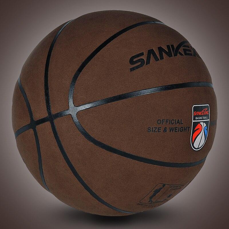 Haute qualité bon sentiment Basket-ball 3 couleurs taille 7 extérieur/intérieur adultes formation compétition professionnelle Basket-ball balles