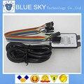 Novo 1 sets New Arrival USB Analisar A Lógica 24 M 8CH, ferramenta de depuração MCU ARM DSP FPGA
