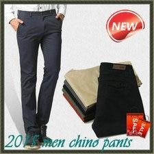 Very Cheap High Quality Chinos Men Chino Pants Men Trousers Men Casual Pants Cotton Cheap Men