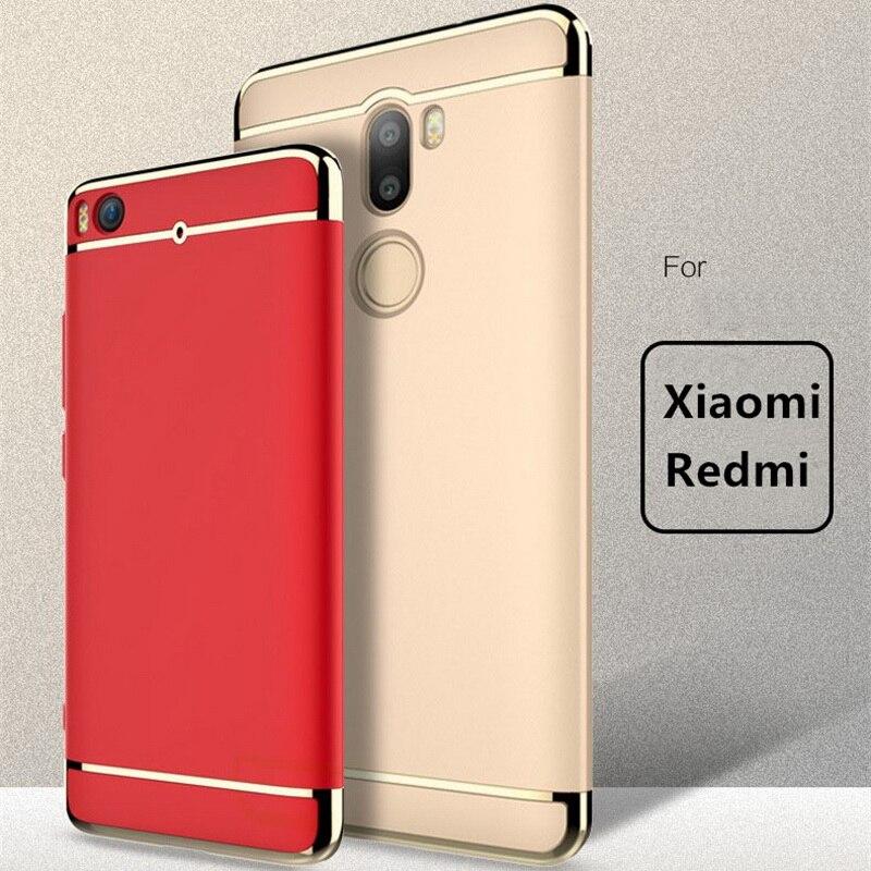 hot sale online f5241 7051b For Xiaomi Redmi 4x Case 360 Full Body Hybrid Production Hard Case For  Xiaomi Redmi 4 Pro Prime Note 4X 2 3 4 3s Mi5s Mi6 Plus-in Fitted Cases  from ...