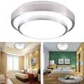 LEVOU Montagem Embutida Luz de Teto Lâmpada Moderna Contemporânea Luminária 1200LM 6000 K para Sala/Quarto/Sala de Jantar 15 W 110-240 V