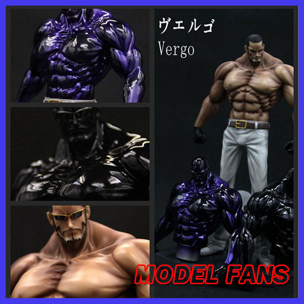MODEL FANS IN STOCK 28cm pop size one piece Vergo GK resin made figure for Collection