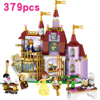 Princess Belle S Enchanted Castle Beauty And The Beast Building Blocks Compatable Lego Girl Friends Kids