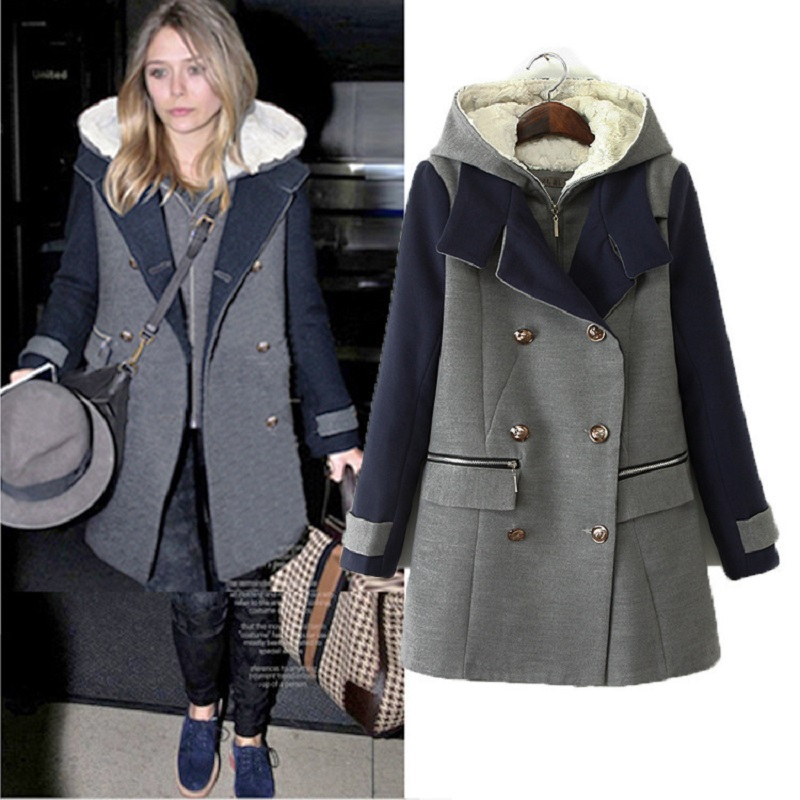 Aliexpress.com : Buy 2015 New Arrival Women Woolen Coat ...