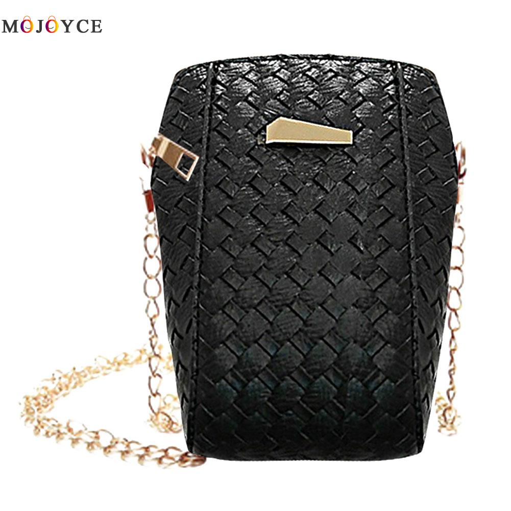 Fluorescence Colors Summer Women Bags Small Change Mobile Phone Purse Female Woven Shoulder Bags Mini Messenger Bag Chain Bag 2017 fashion all match retro split leather women bag top grade small shoulder bags multilayer mini chain women messenger bags