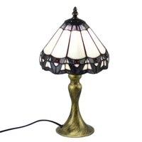 Тиффани Стиль настольные лампы Красочные Стекло абажур ручной работы ночные огни подходит для внутреннего комната фойе исследования и кро