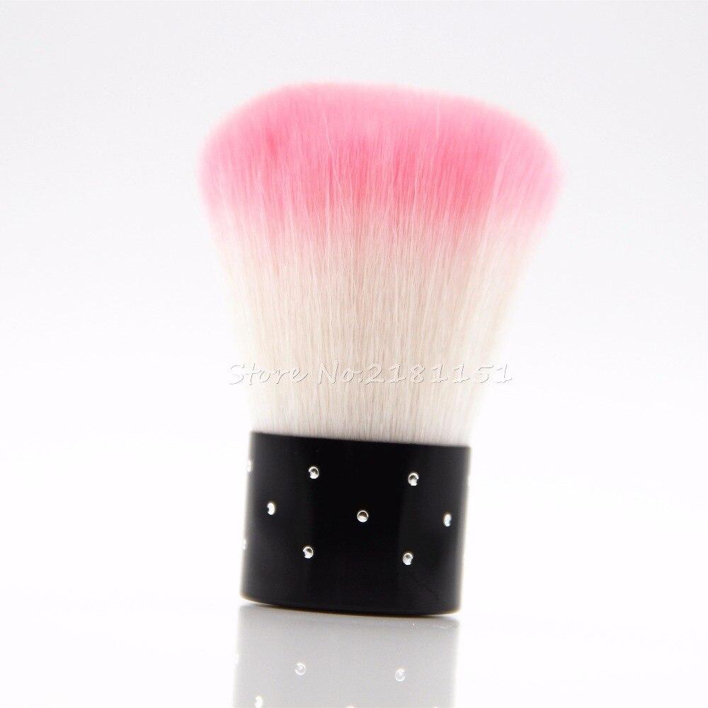 Hot selling nieuwe nail tools brush voor acryl & uv gel nail art dust - Nagel kunst - Foto 2