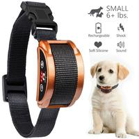 Paipaitek Upgraded Dog Bark Collar 45 Days Ultra Long Working Time Safe Effective Bark Stop Collar for Dog w/ Sound / Shock Mode 1