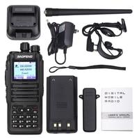 מכשיר הקשר 2019 חם Baofeng DMR DM-1701 רדיו דו כיווני Dual Band Tier 2 DMR מכשיר הקשר Digital Radio Dual זמן חריץ DMR דיגיטלי Tier1 & 2 (5)