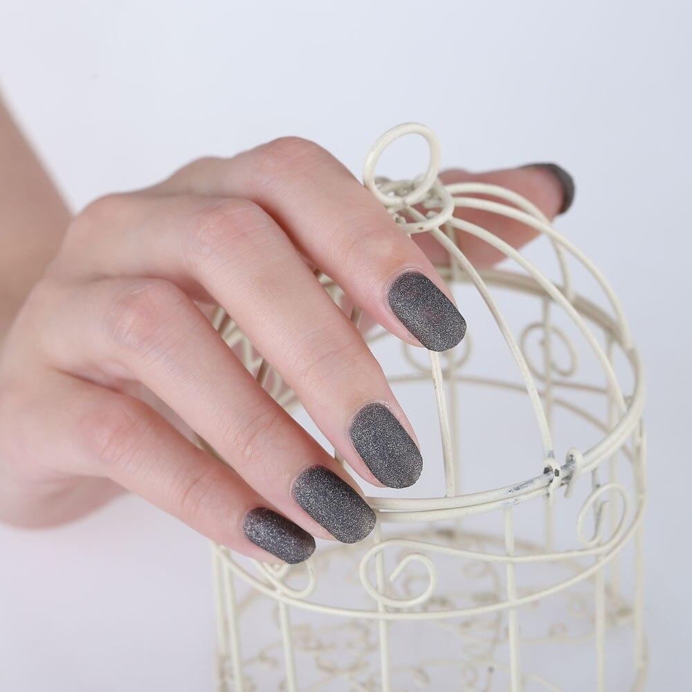 Голографический лак 8 цветов дополнительно Маникюр DIY гель 6 мл скраб бутылочки матовая Женская Дизайн ногтей лак штамповки серии