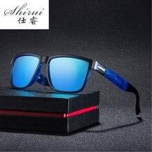 2019 Top Sell Well Polarized Sunglasses Men/Women Driver Shades  Vintage Sun Glasses For Men Spuare Mirror Summer UV400 Oculos