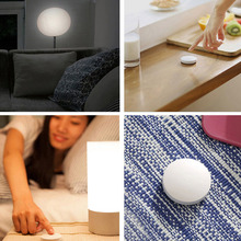 Buy For Xiaomi Home WiFi Remote Control App Switch Multifunctional Gateway Internet Door Sensor Body Sensor Bulb Curtain directly from merchant!