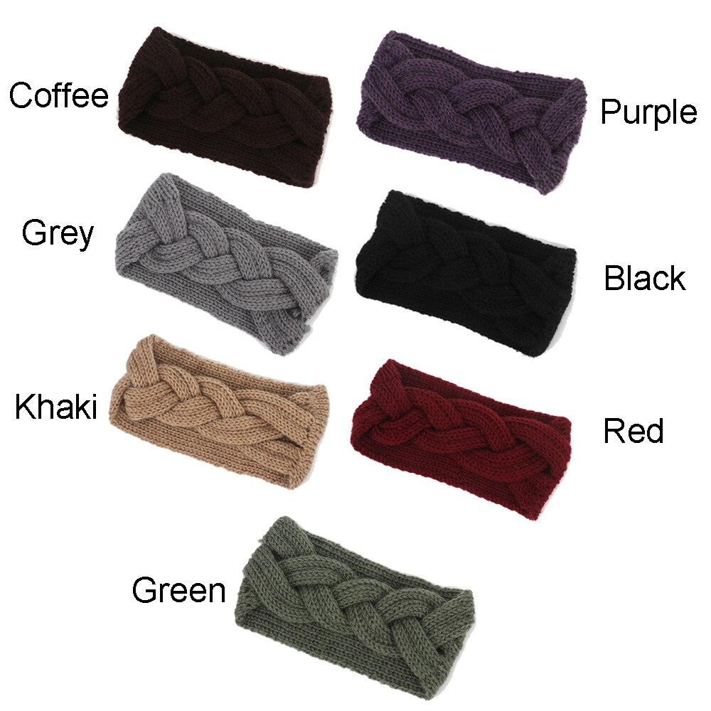 Compra crochet headband earwarmer y disfruta del envío gratuito en ...