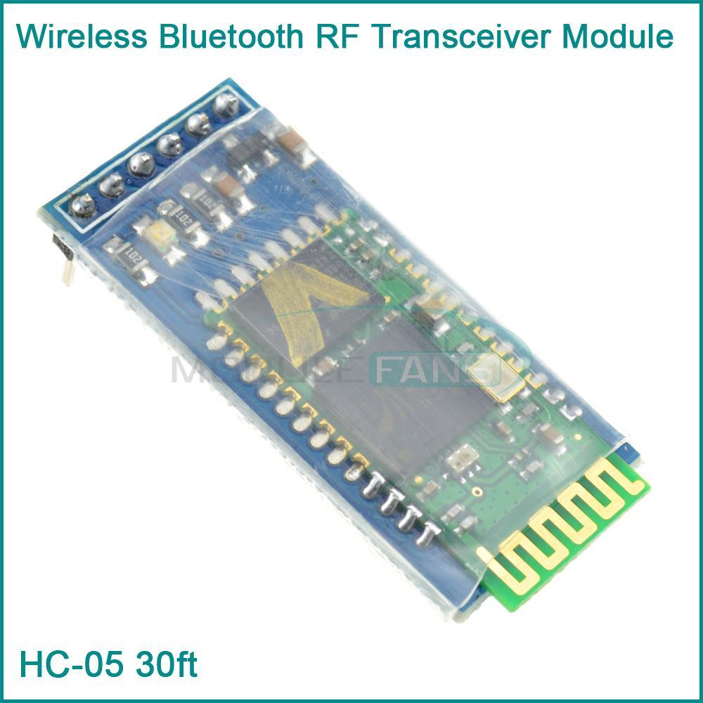 Aliexpress Com Buy Warriorsarrow Bluetooth Module: Aliexpress.com : Buy HC 05 30ft Wireless Bluetooth RF