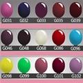 90 Colors Lacquer Led UV Gel Nail Sticker Soak Off Gel Polish Soak-off Gel Polish Cosmetic Easy