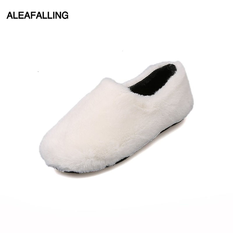 Aleafalling Women Boots High Tube Women Winter Boots Outdoor Faux Fur Girls Warm Snow Boots Fashion Ladys Flat Shoes Awbt81 Women's Shoes